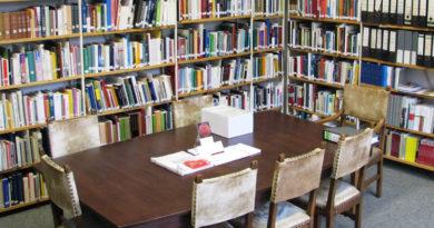 Lese- und Rechercheraum
