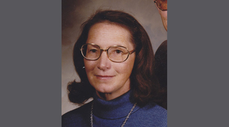 June Louise Wassenberg, born Kothe – 1931-2010