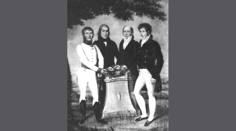 Gebrüder Bracht - Johann Vincenz Joseph Bracht