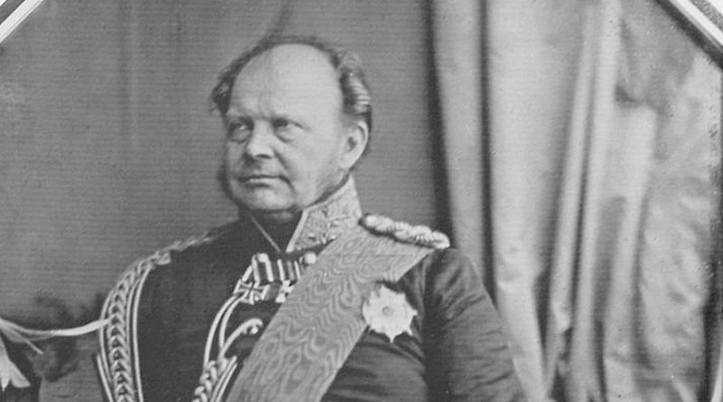 Friedrich Wilhelm IV um 1847 - Gemeinfrei, https://commons.wikimedia.org/w/index.php?curid=555974