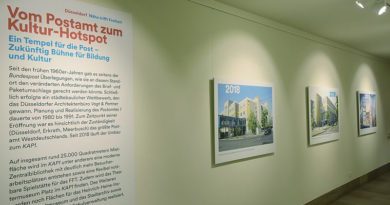 Konrad-Adenauer-Platz 1: Vom Postamt zum Kulturhotspot