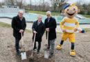 Erster Spatenstich für das Mehrgenerationen-Gesundheitsbad in Düsseldorf-Benrath