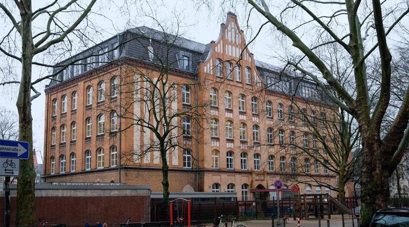 Stadtbezirk 1: Katholische Grundschule Essener Straße erweitert und modernisiert - Bild: © Landeshauptstadt Düsseldorf/Michael Gstettenbauer