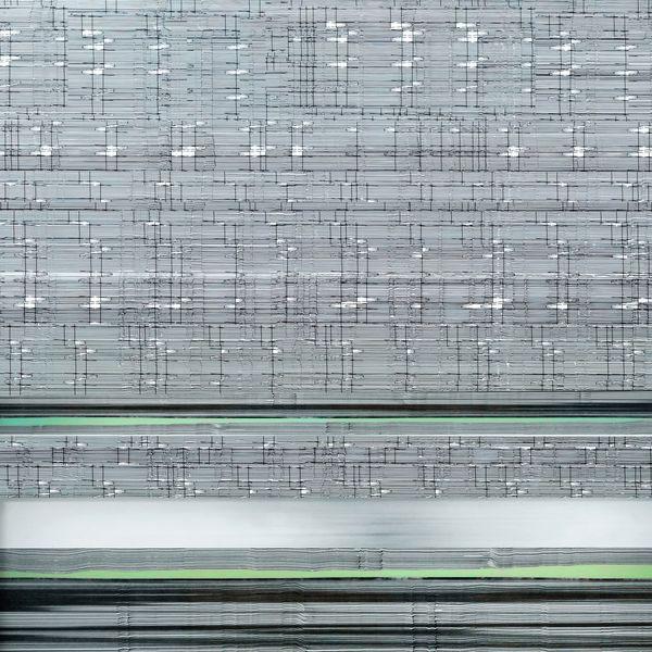 Muster auf den Säulen und Ausgängen gemäß Entwurf von Anna Vogel - © Anna Vogel