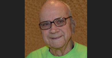 Gerald C. Wassenberg, 5 Jan 1929 - 9. Oktober 2019 in Marysville, Kansas