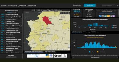 Covid-19 NRW, Düsseldorf und Wassenberg: Zusammenfassung 27.04 – 08.05.2020