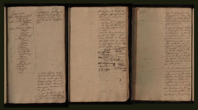 21. April 1815 - Düsseldorf wird preußisch