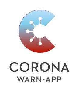 Wir verwenden die Corona-Warn-App des RKI
