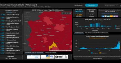 Statistik - Der Tag in Düsseldorf – Sonntag, 8 Nov 2020