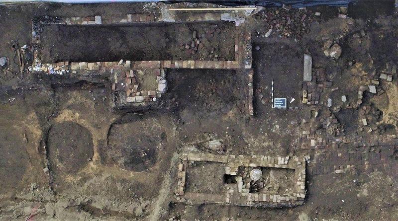 Archäologischer Fund in Gerresheim: Relikte einer alten Gerberei gefunden