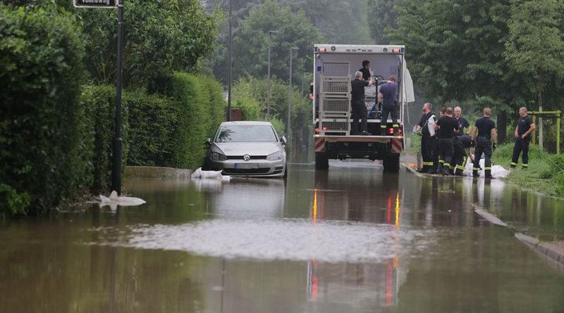 So, 18 Juli 2021: Düsseldorf und NRW - Corona-News - Hochwasser