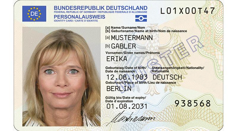 EU-Standard: Personalausweise werden angeglichen