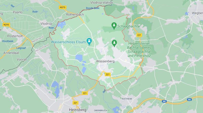 Lagebericht zur Hochwasserbekämpfung der Stadt Wassenberg