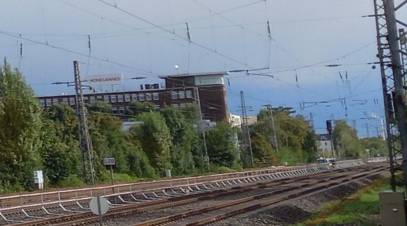 Bahnstrecke Köln-Düsseldorf vom 8. bis zum 22 Okt 2021 komplett gesperrt